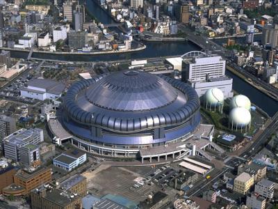 京セラドーム大阪は多目的複合レジャー施設