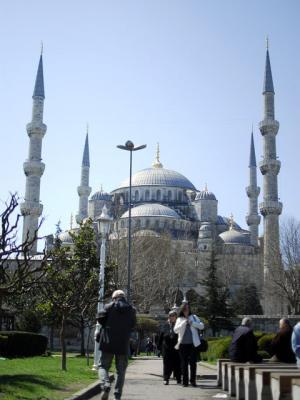 スルターンアフメット‐モスク【Sultan Ahmet Mosque】の意味