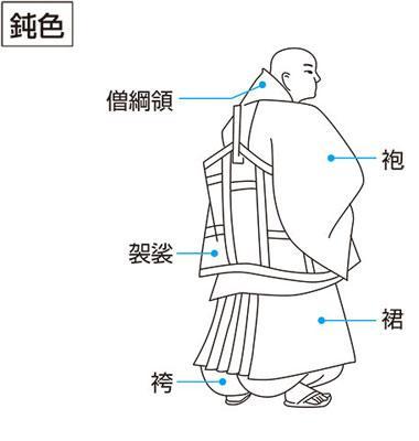 僧綱領(そうごうえり)の意味 - goo国語辞書